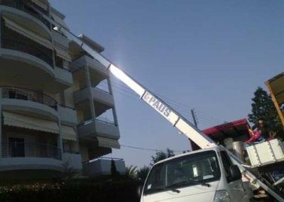 Ανυψωτικό, Μεταφορική Γεωργακόπουλος